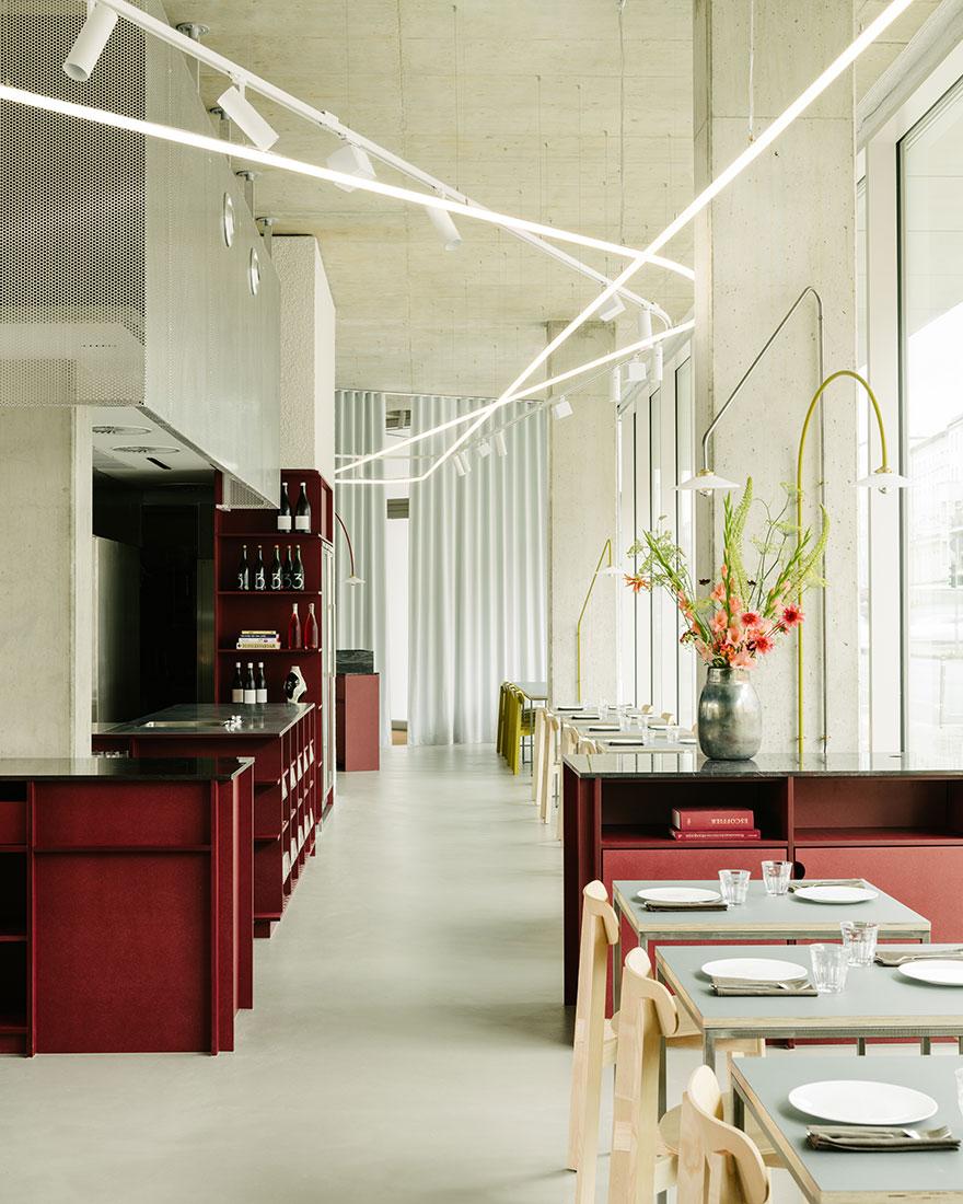 Рестораны Берлина фото