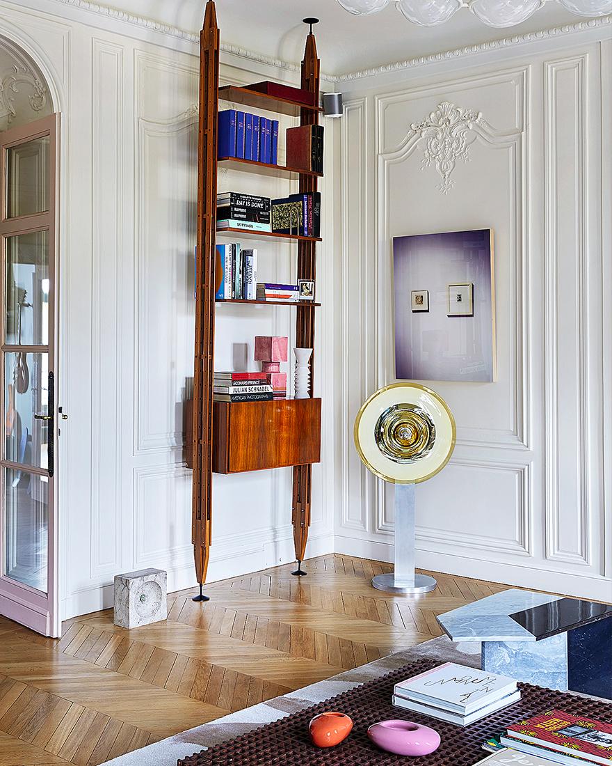 Французский интерьер фото