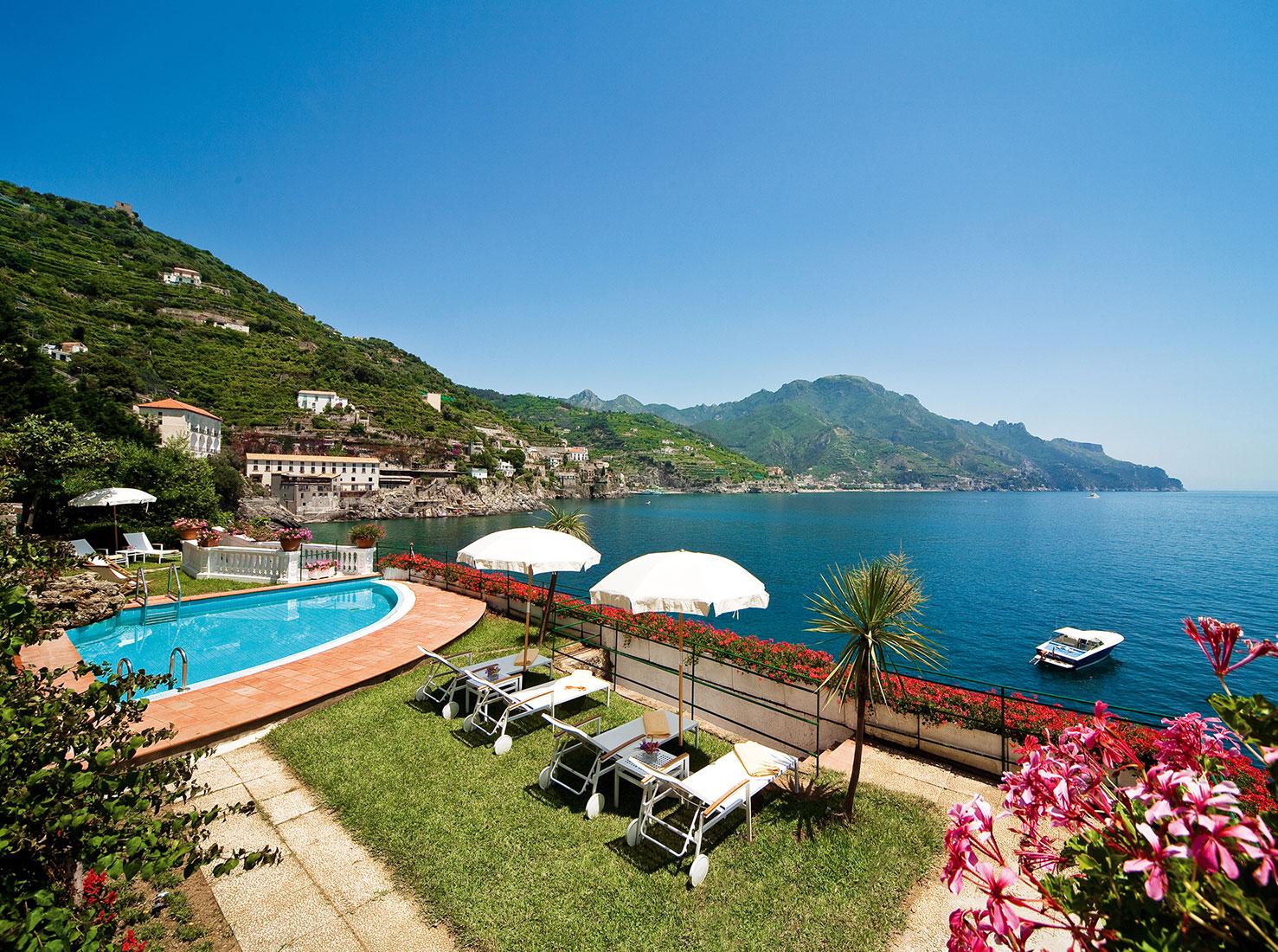 Отели Италии фото