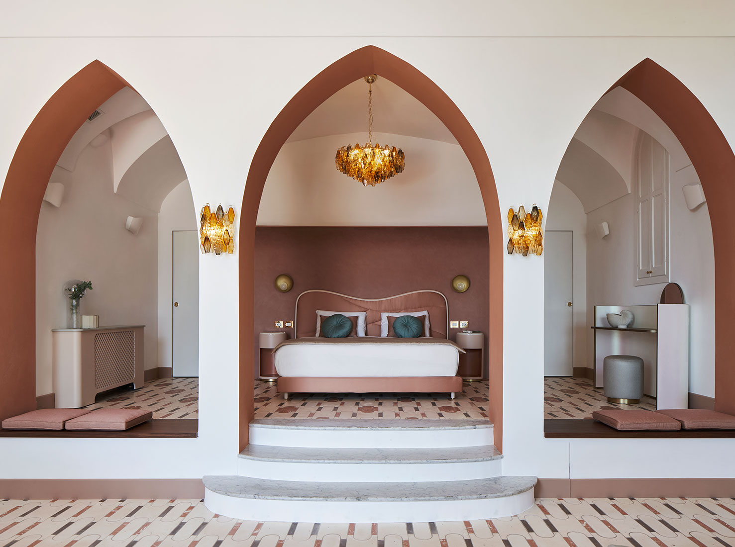 Дизайн-отель фото