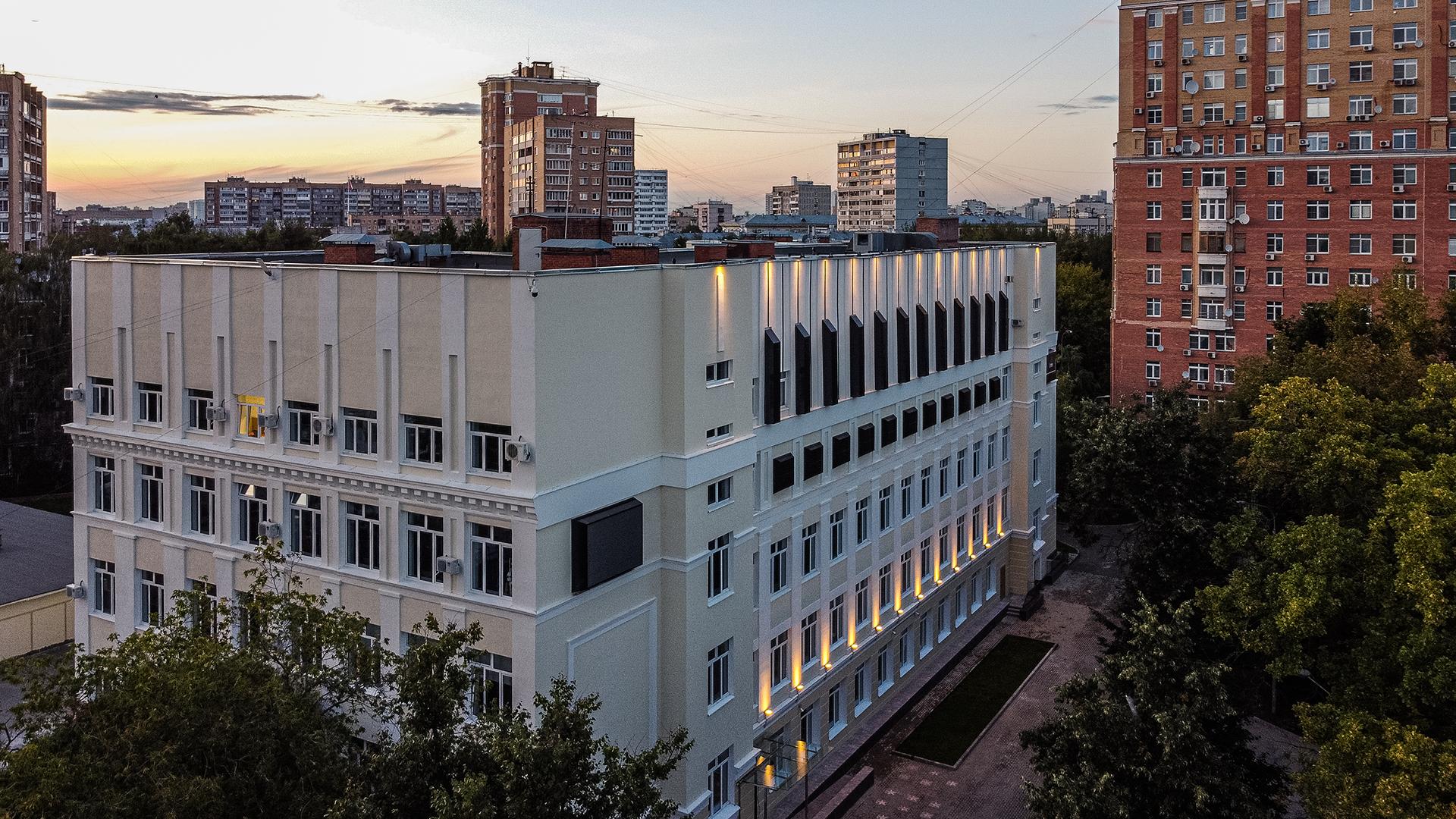 школа Казарновского фото