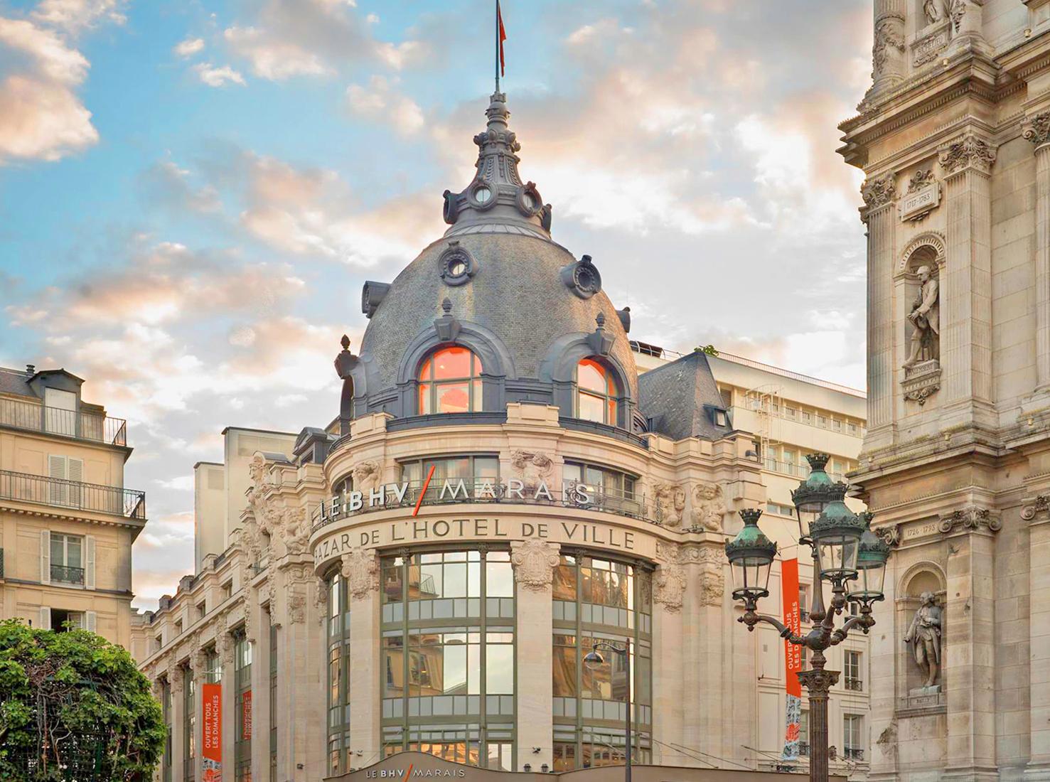 Парижская неделя дизайн фото