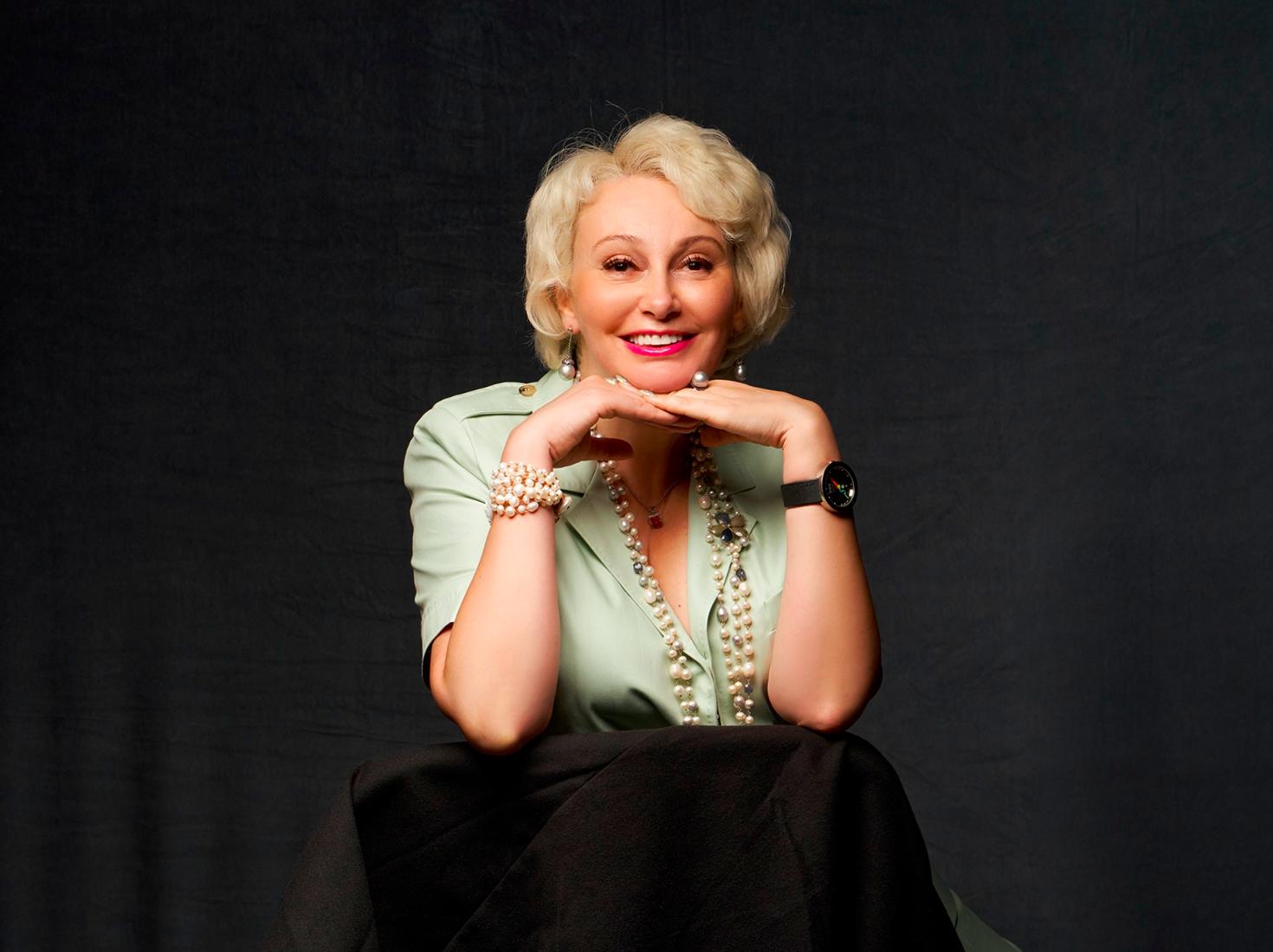 Татьяна Шахнес фото