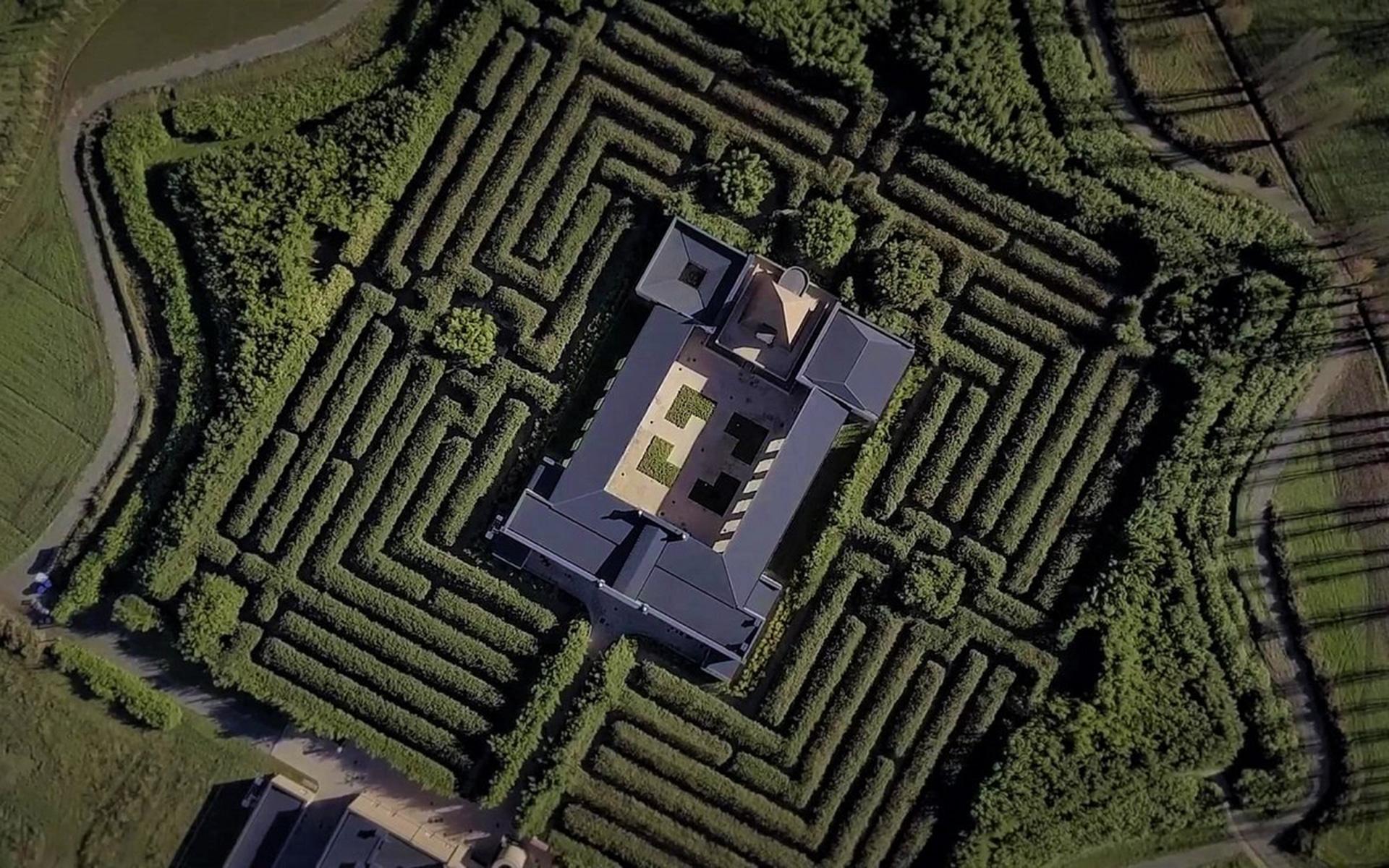 Labirinto della masone фото