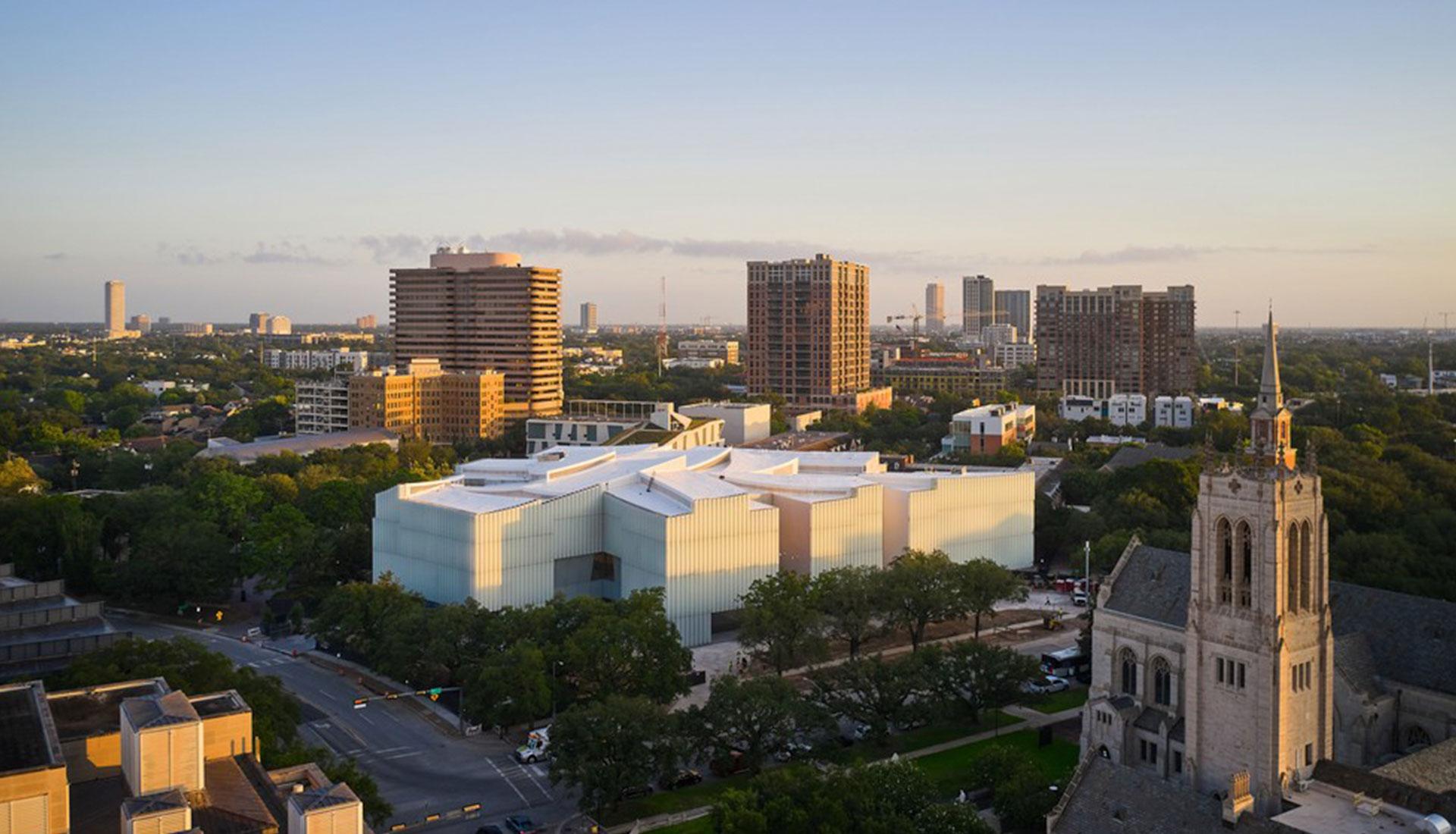 музей современного искусства в Хьюстоне фото