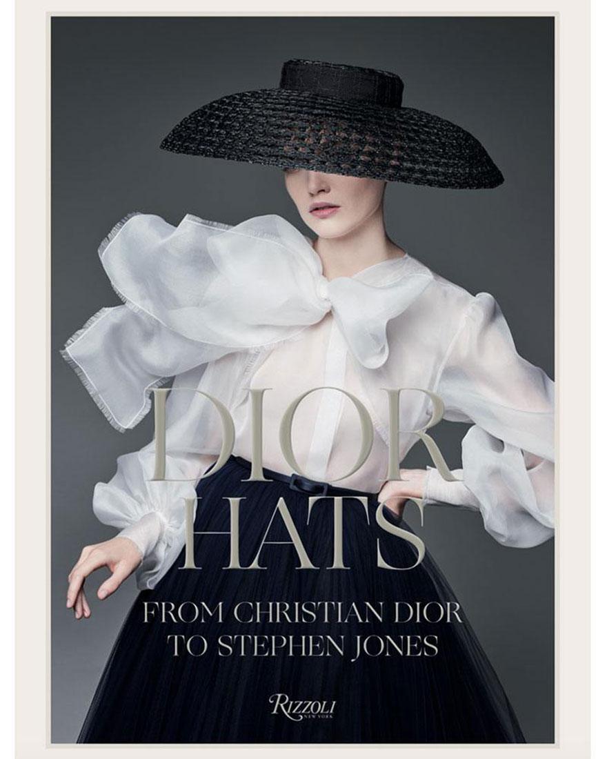 Шляпы Dior фото