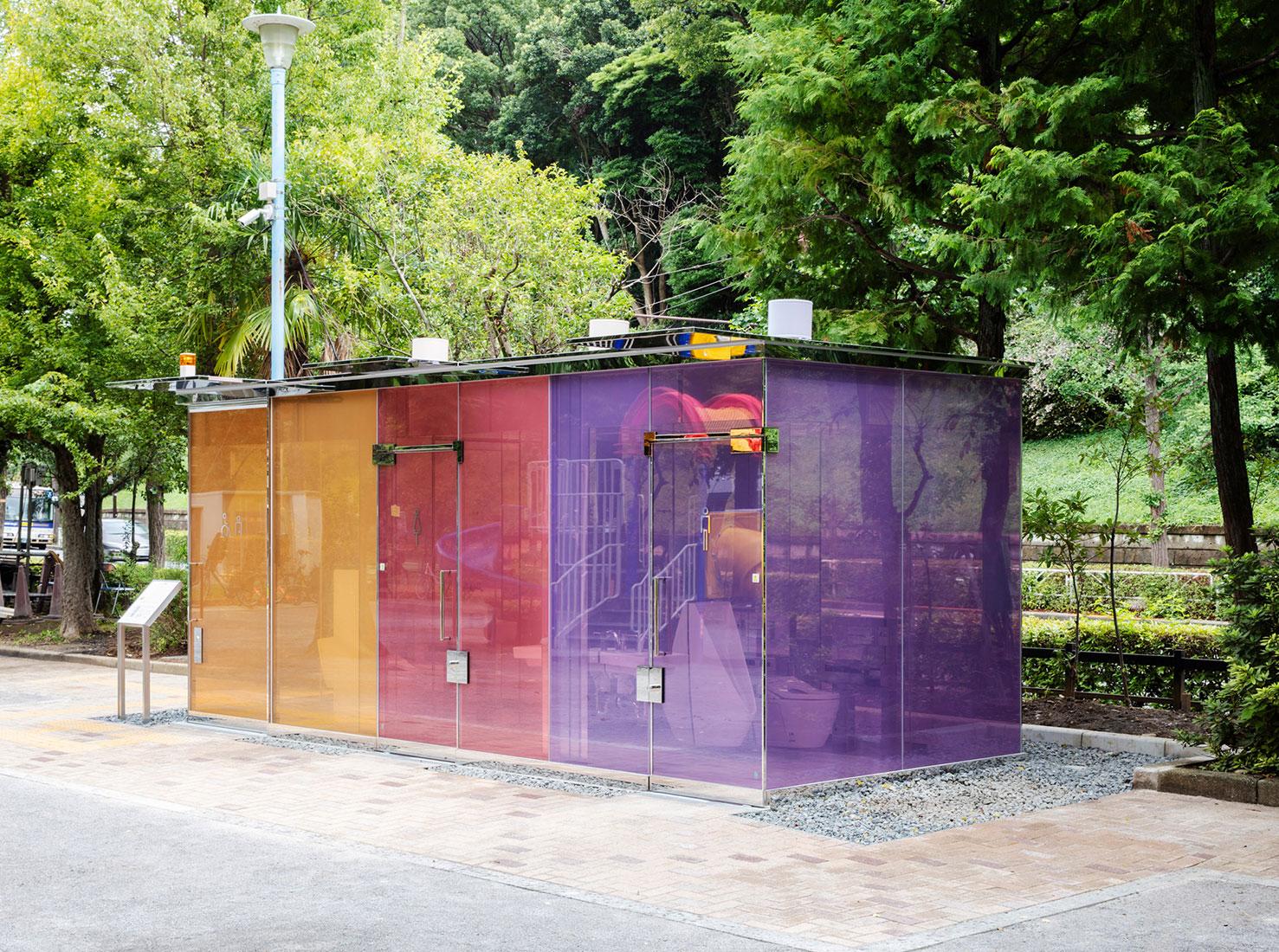 Общественные туалеты фото