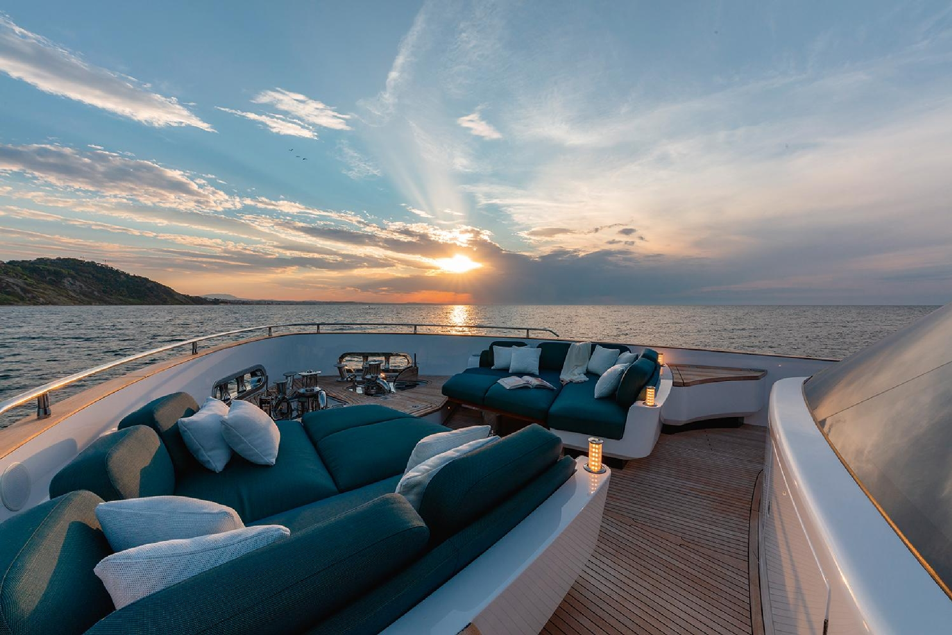 Дизайнерские яхты фото