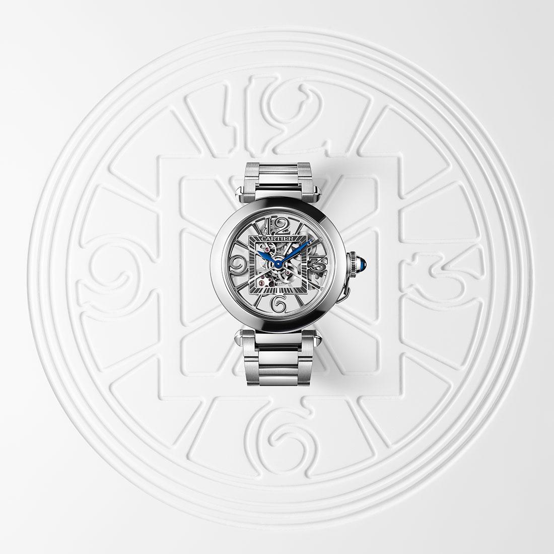 Часы Cartier фото