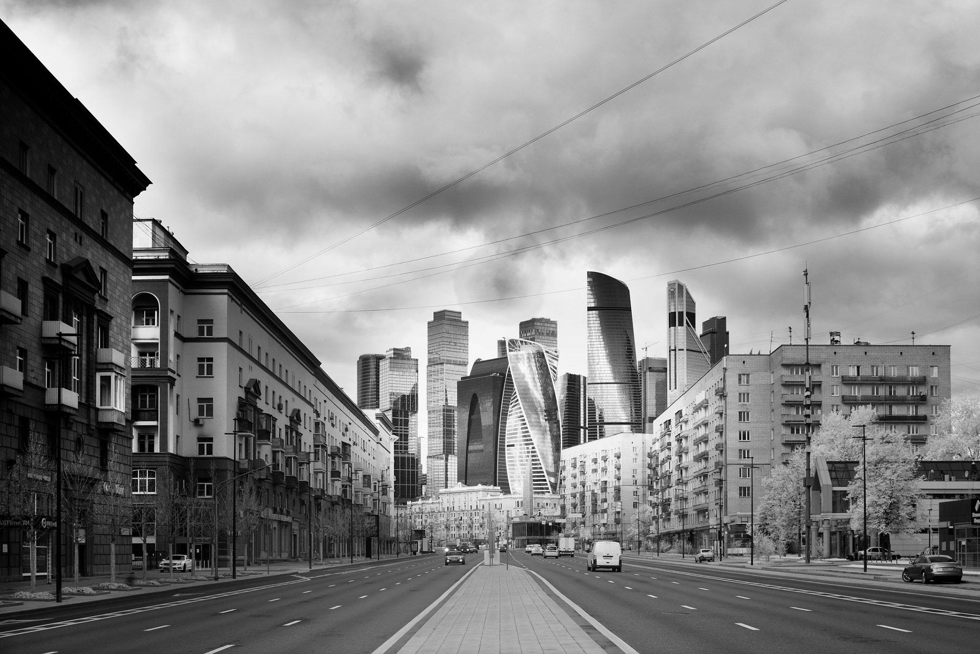 Москва и коронавирус фото