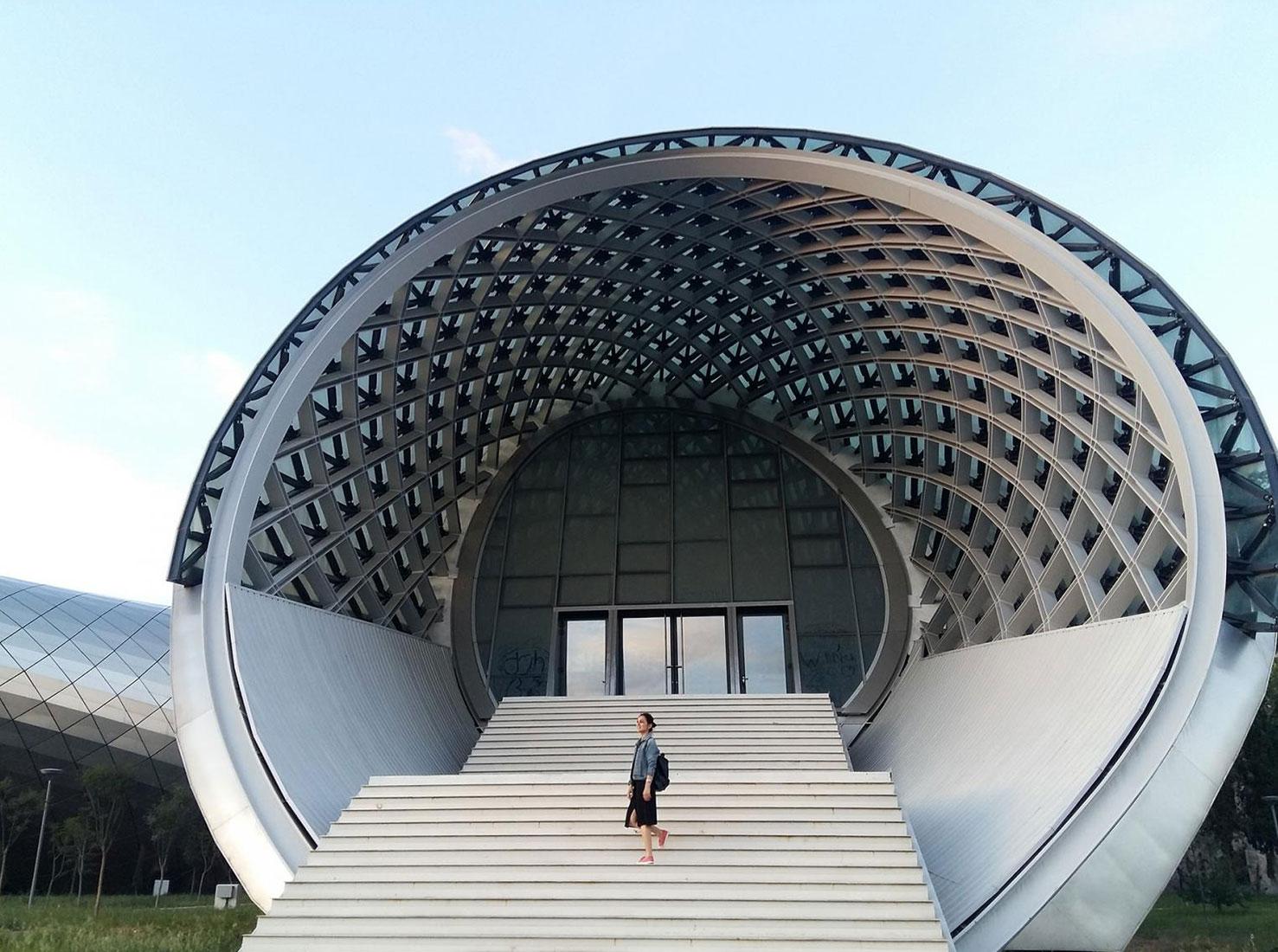 Массимилиано Фуксас архитектура фото
