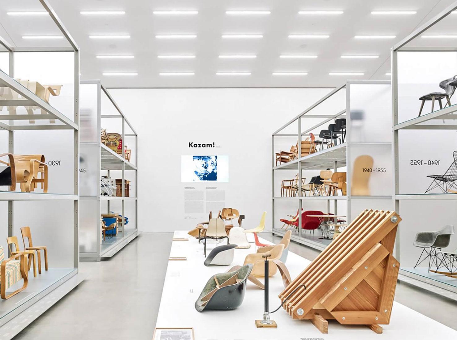 Vitra Design Museum фото