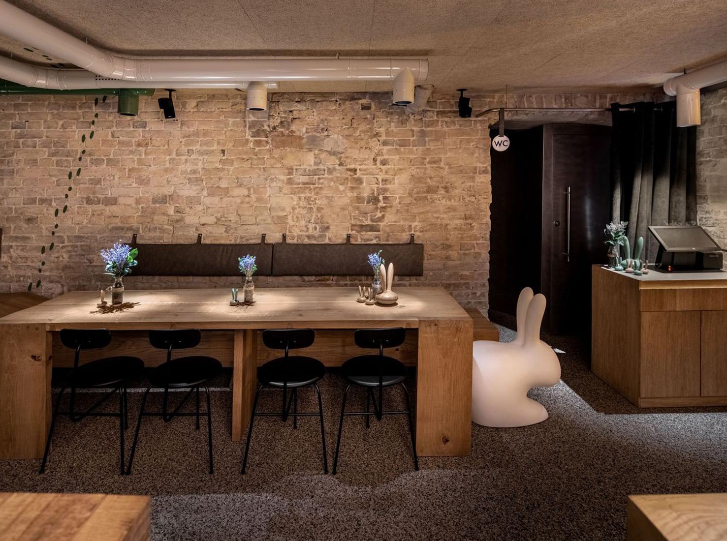 Ресторан Rabbit Habit фото