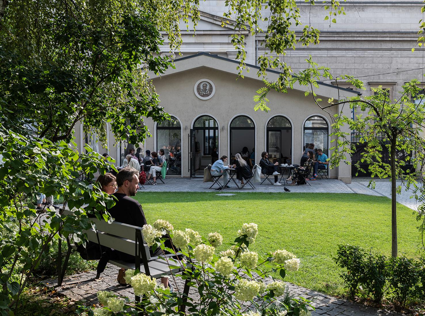 кафе-трапезная Antipa в Москве фото