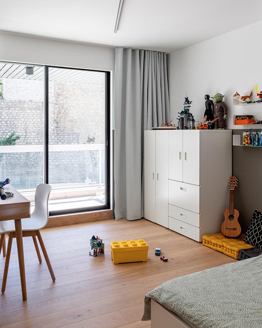 Квартира в Париже фото