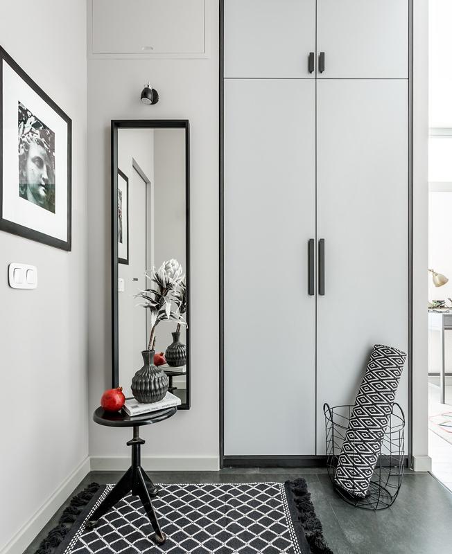Дизайн прихожей в маленькой квартире фото