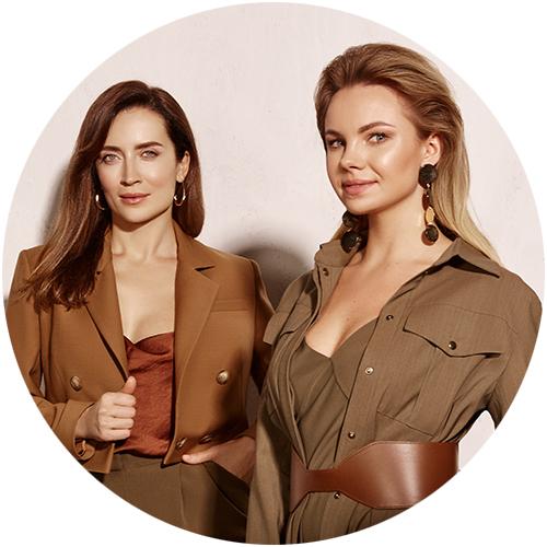 Виктория Витковская и Анна Гнатенко фото