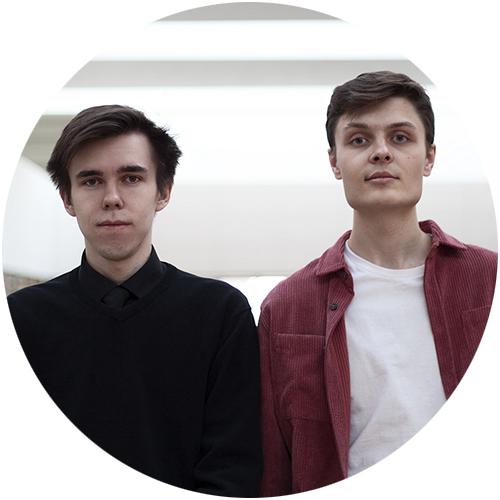 Дмитрий Погодин и  Платон Рогов фото