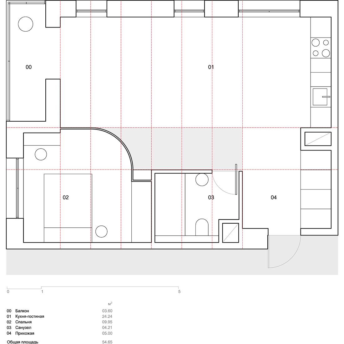 Планировка квартиры 55 кв м фото