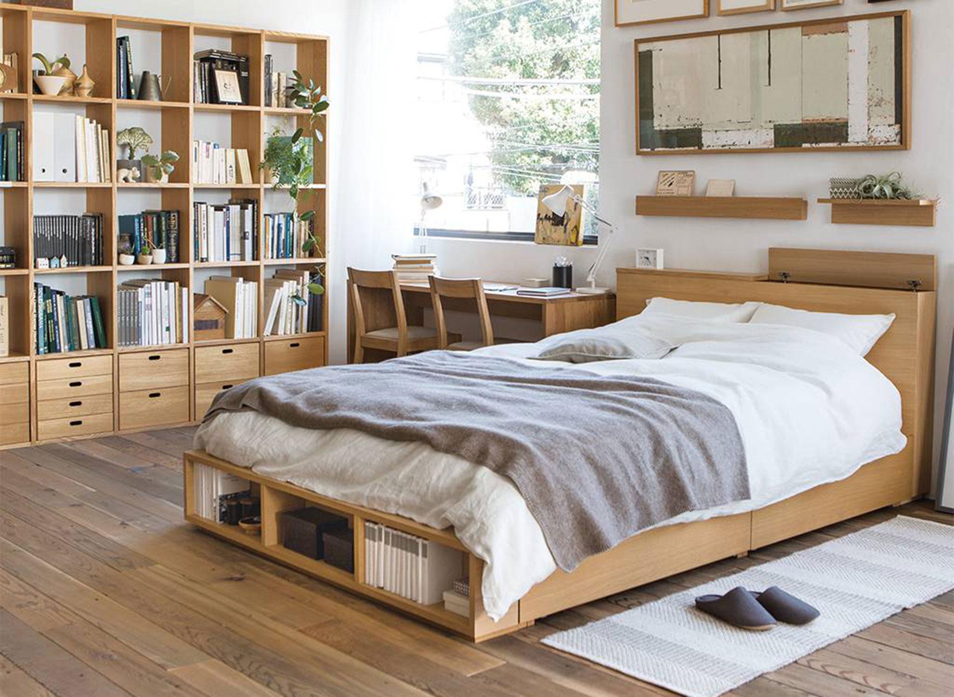 Мебель в аренду Muji фото