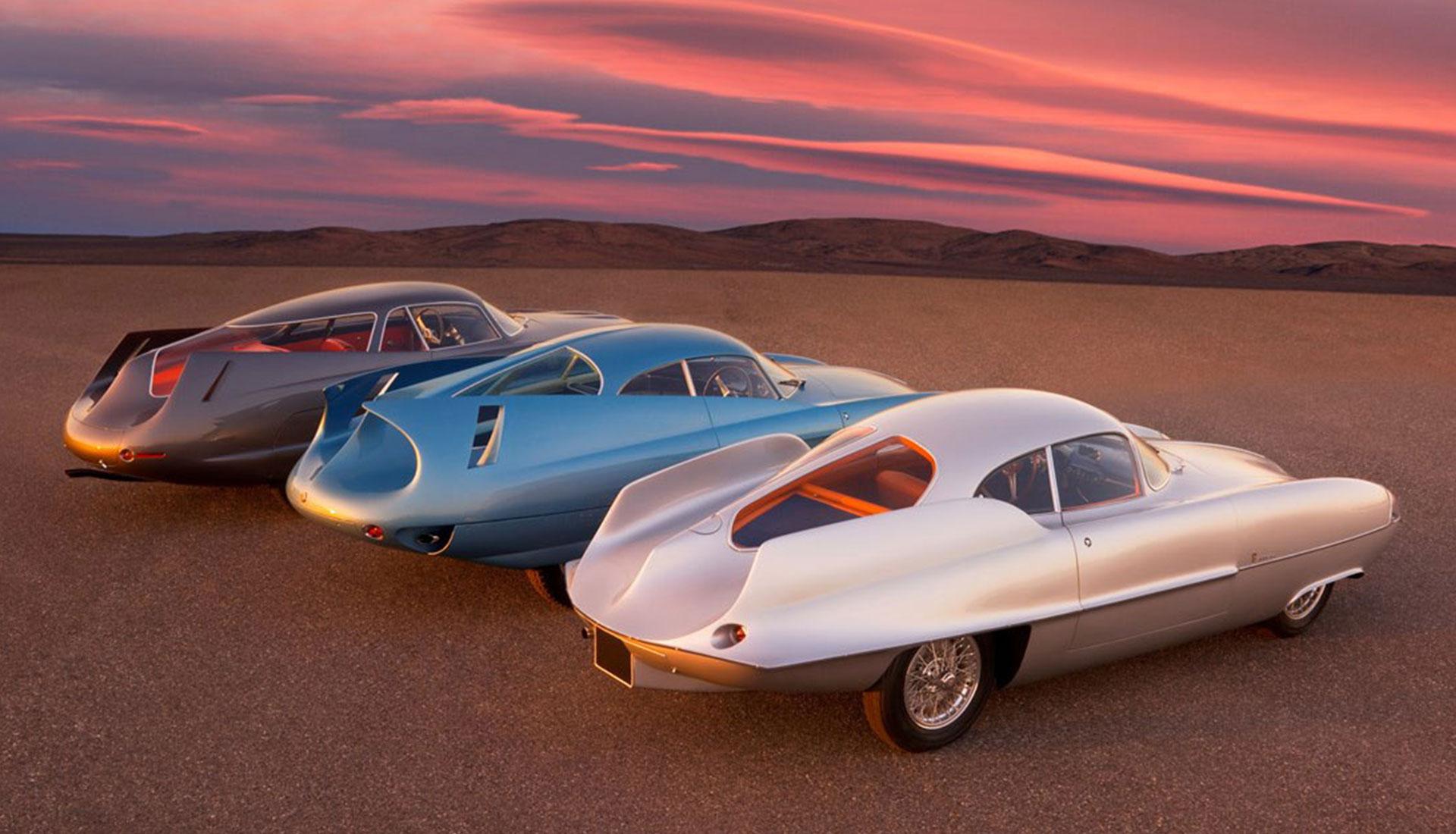 Франко Скальоне автомобили фото