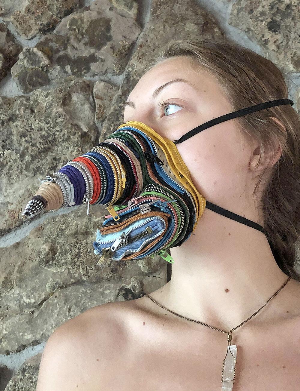 Арт-маски фото