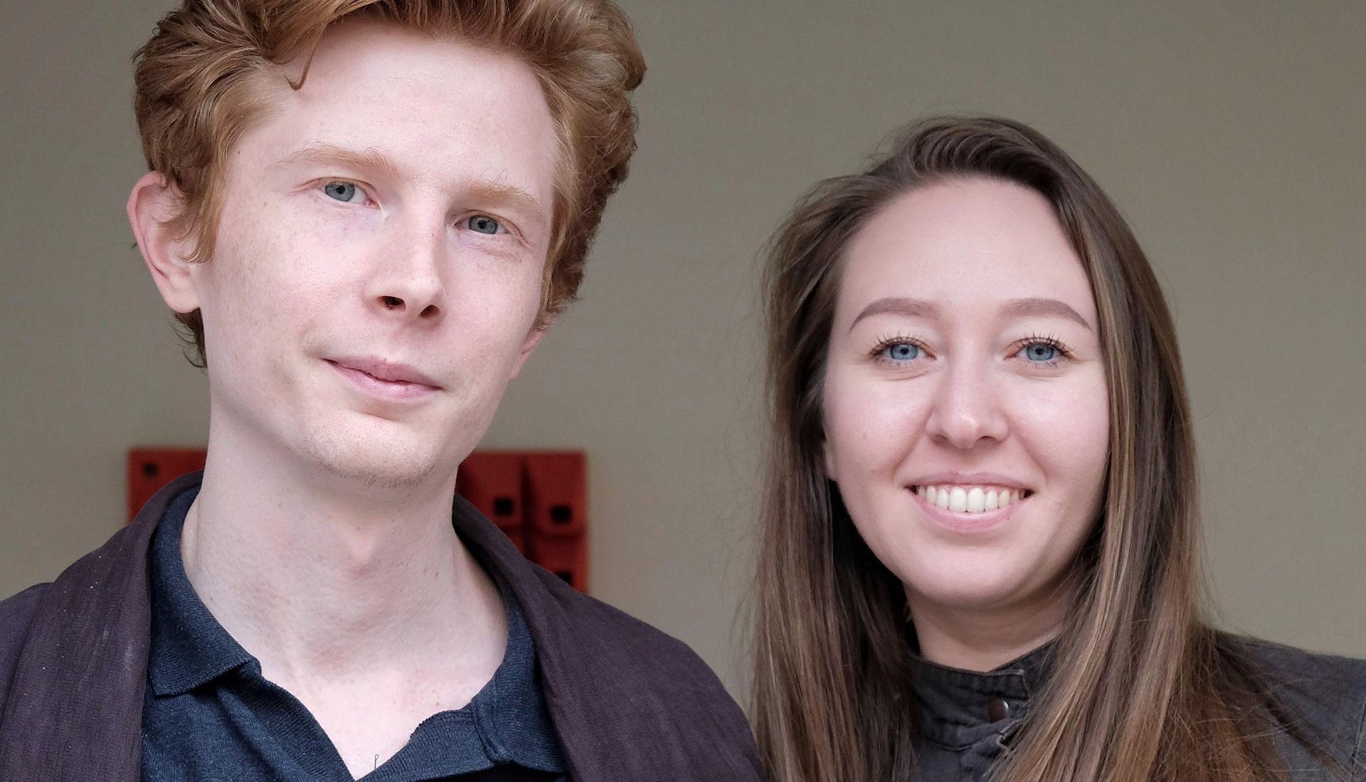 Данил Карамушкин и Анна Иванова фото