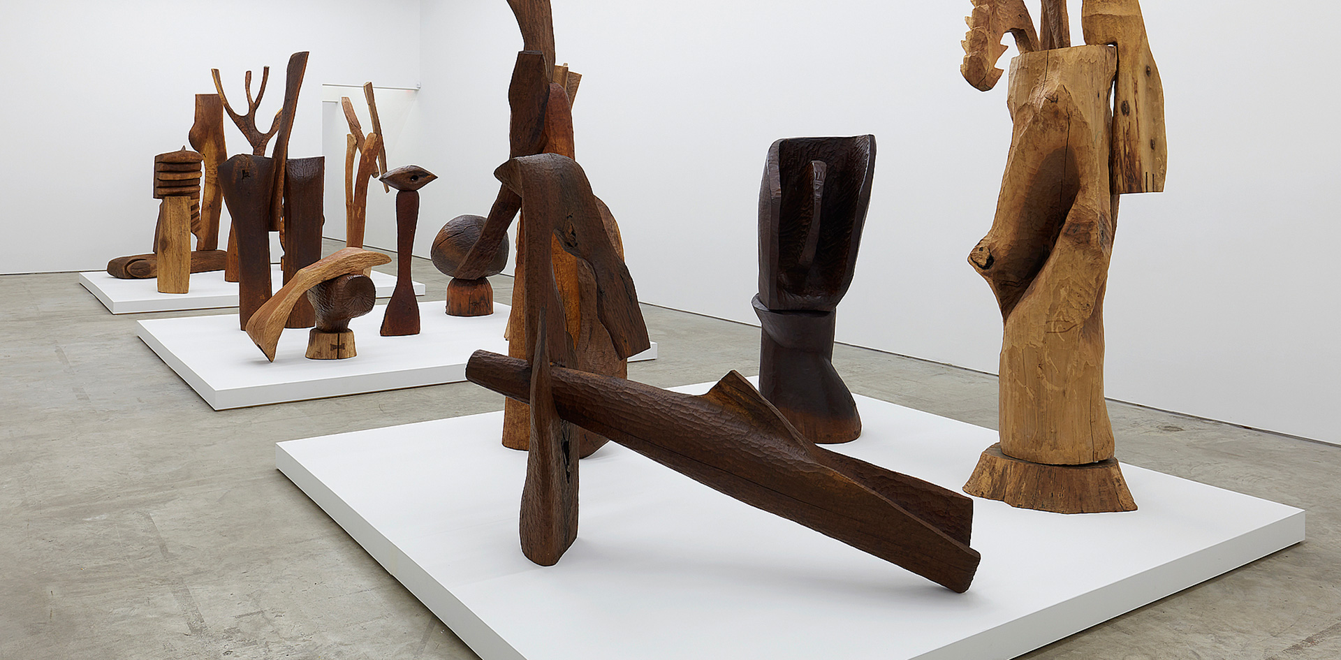 Таддеус Мосли скульптуры фото