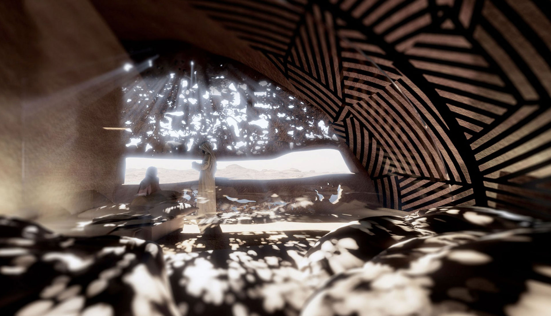 Жан Нувель проекты фото