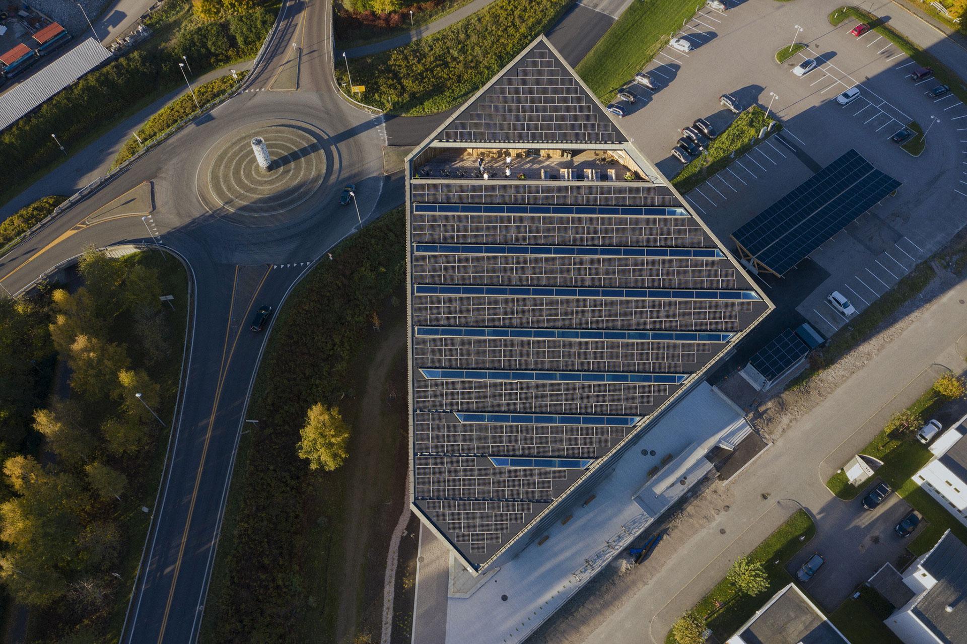 Энергоэффективная архитектура фото