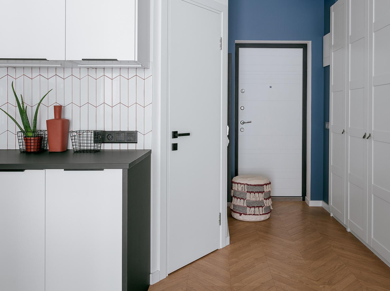 интерьер маленькой квартиры фото