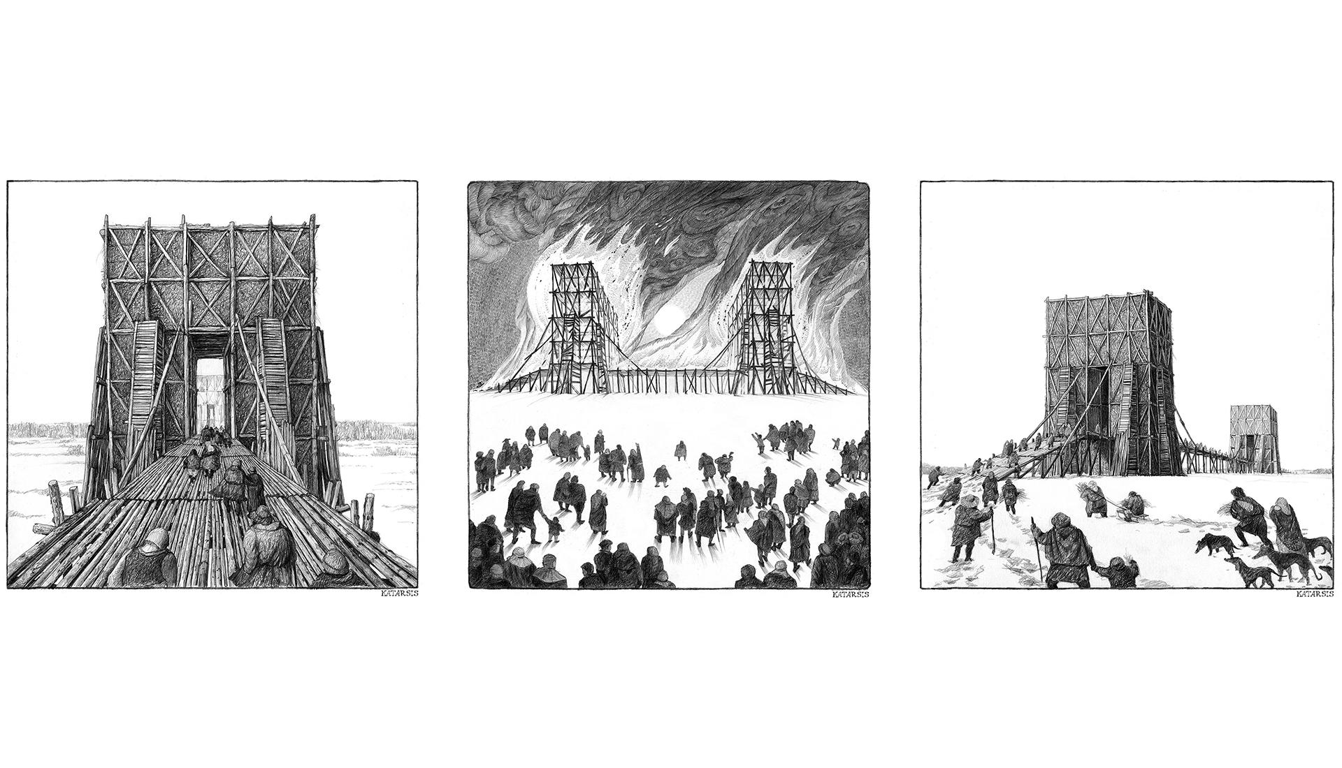 Сжигая Мосты фото