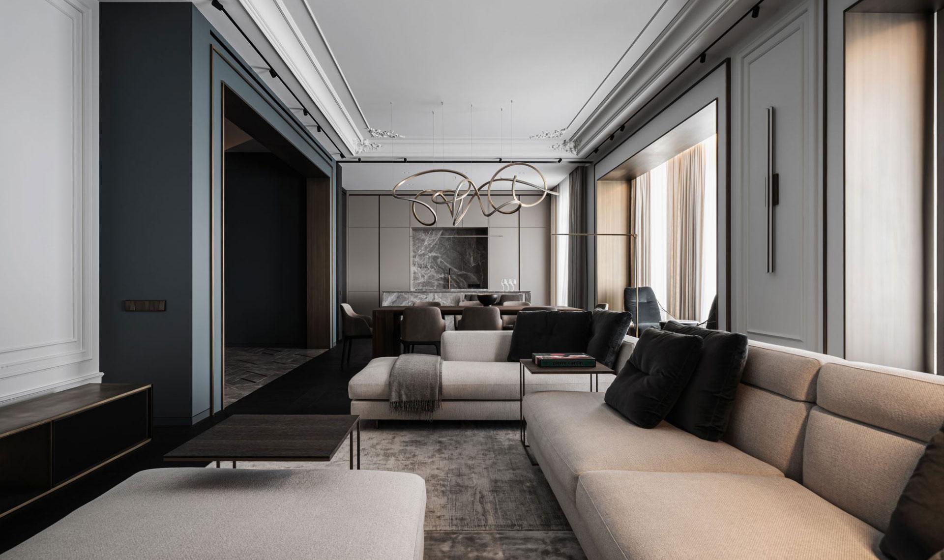 Дизайн гостиной фото