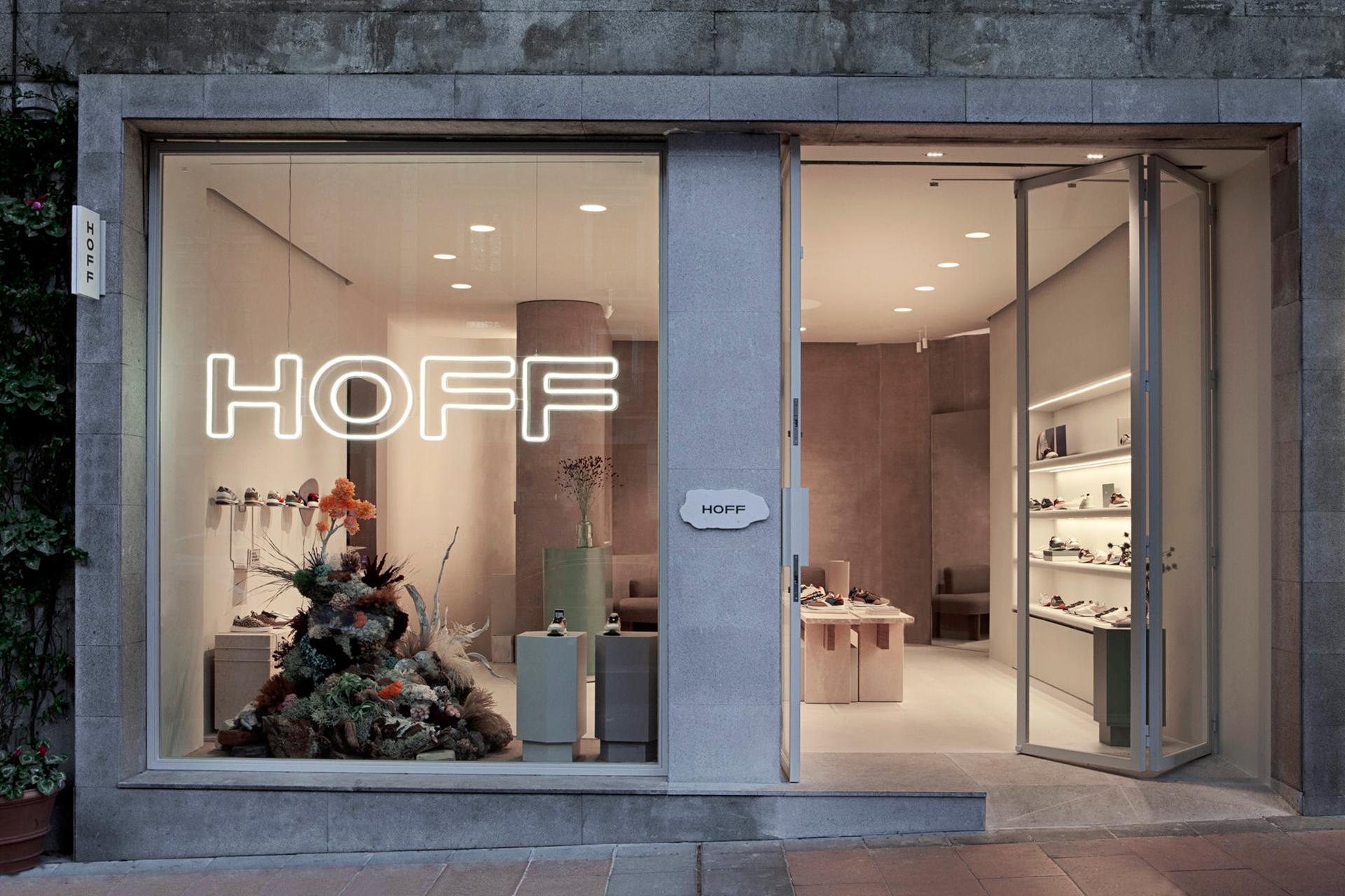 Магазин Hoff в Мадриде фото