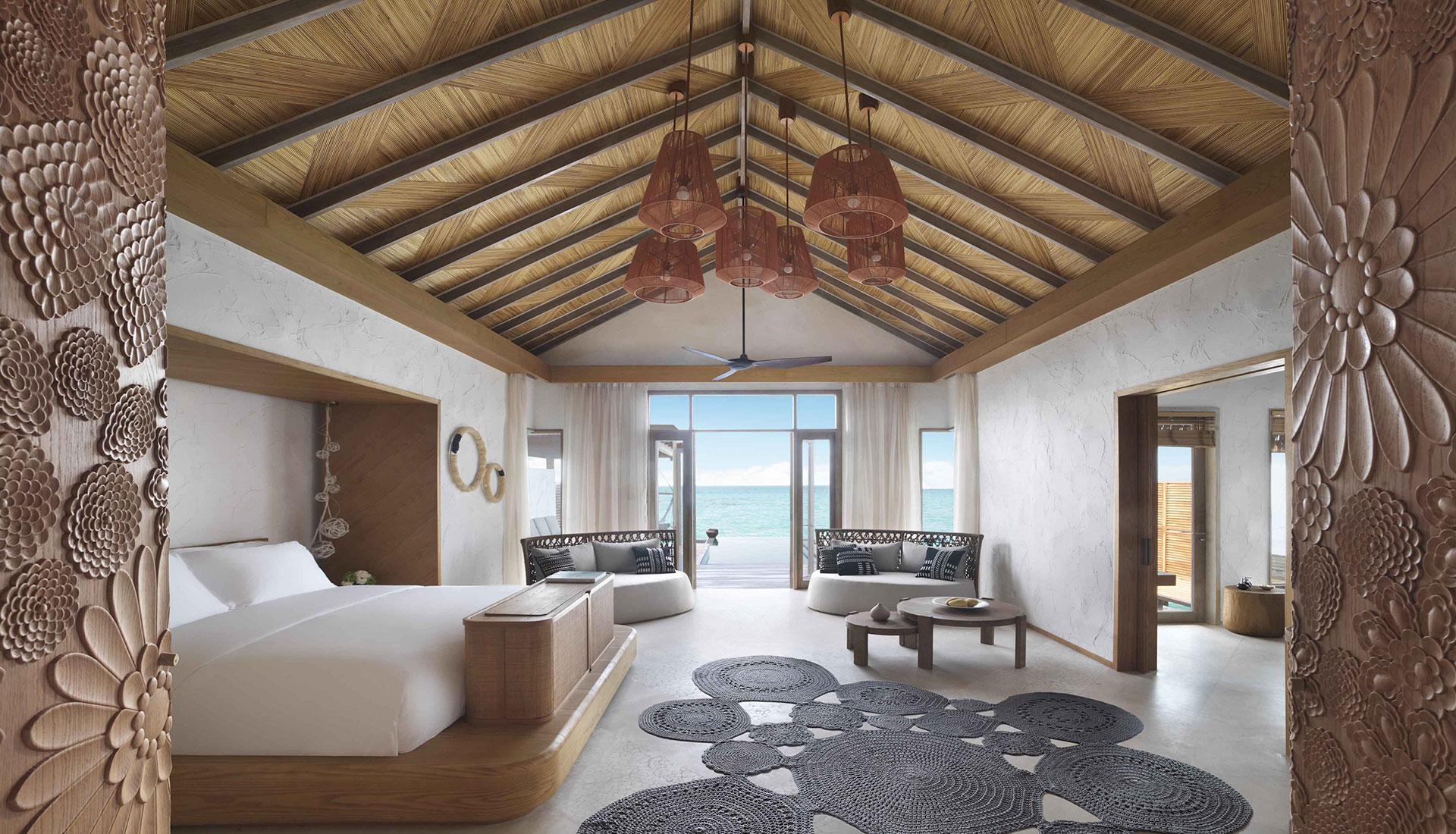 Отели на Мальдивах фото