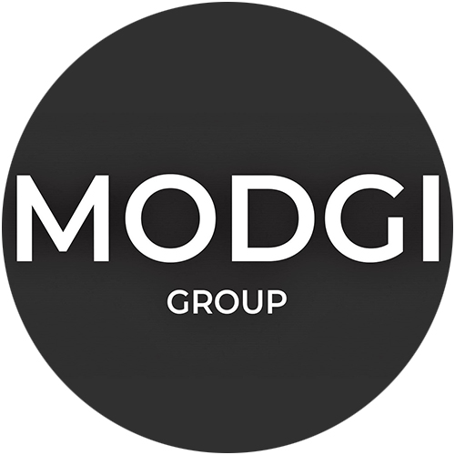 Modgi Group логотип фото