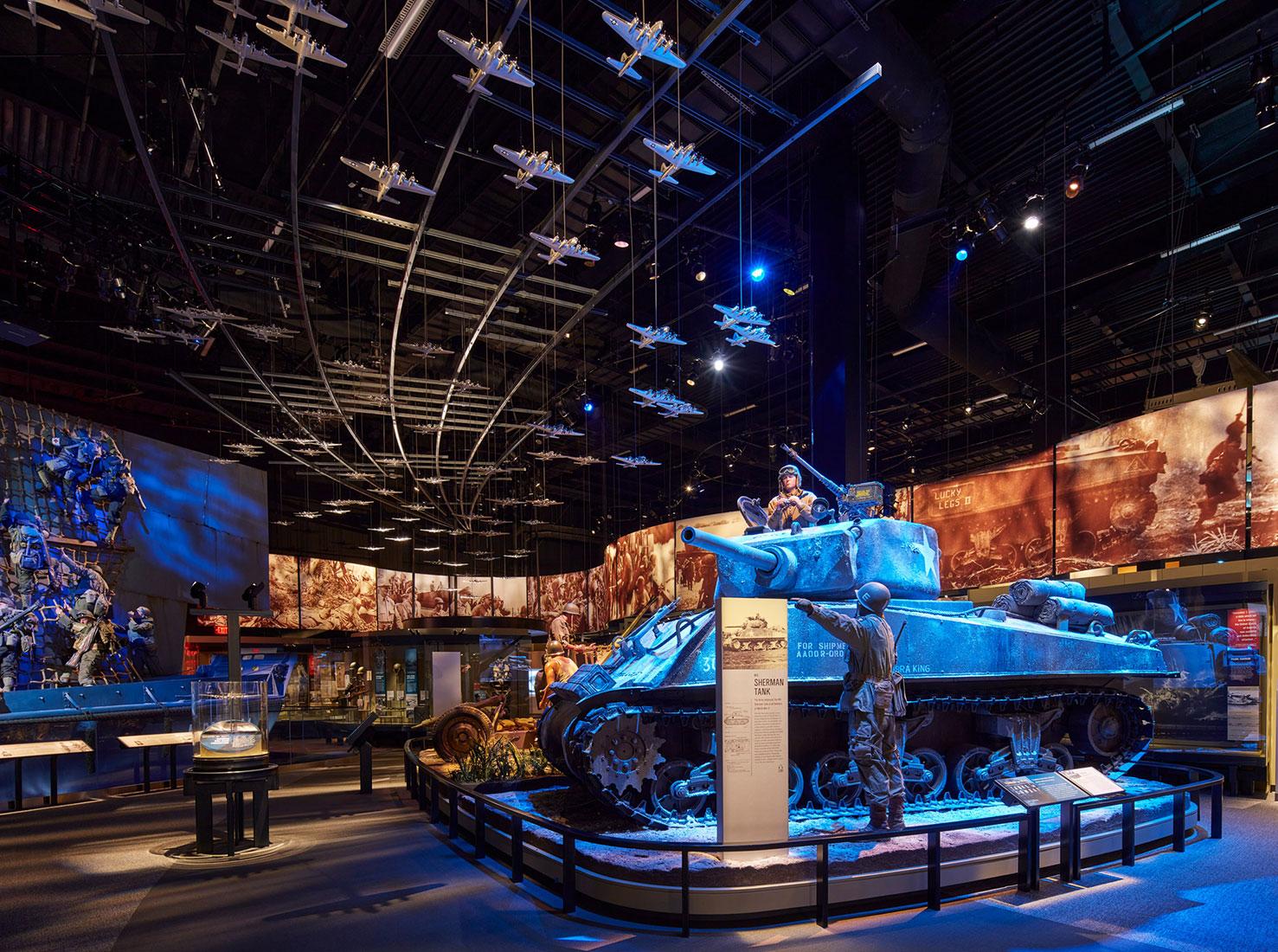 Национальный музей армии США фото