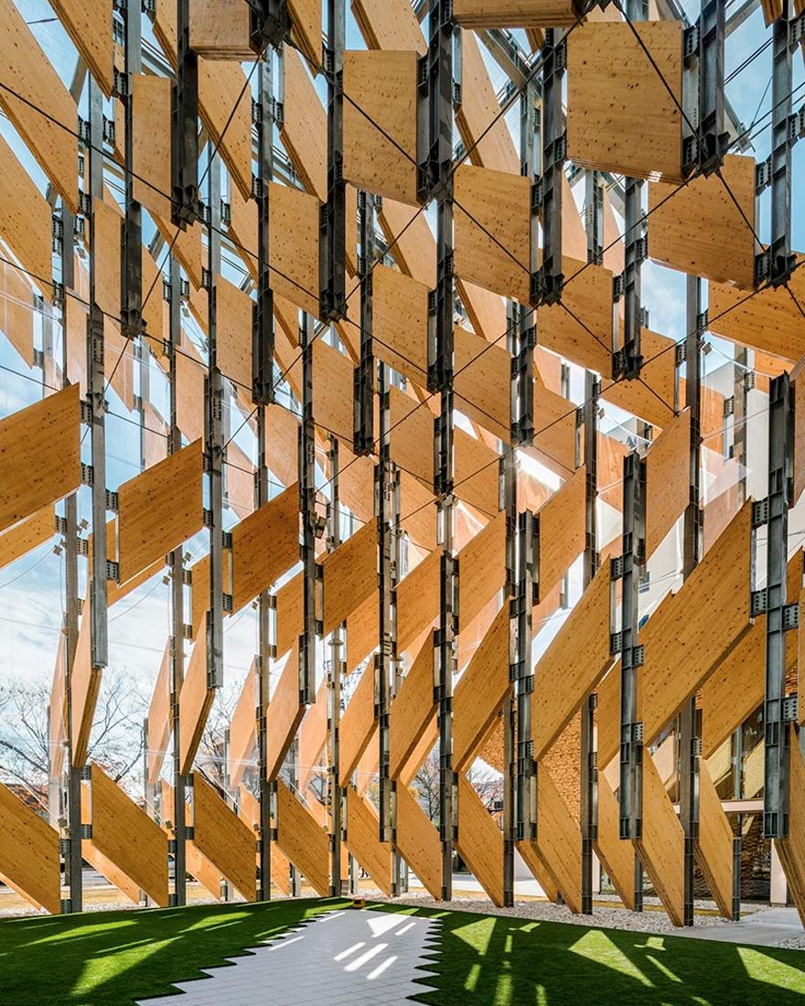 Кенго Кума здания фото