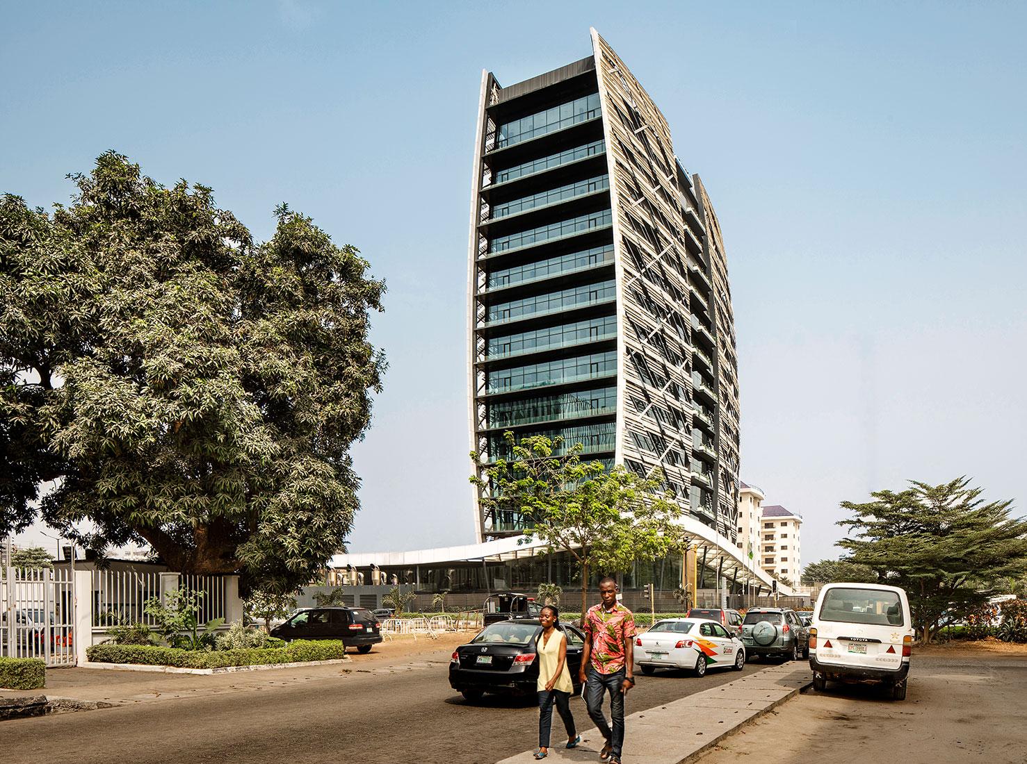 Африканская архитектура фото