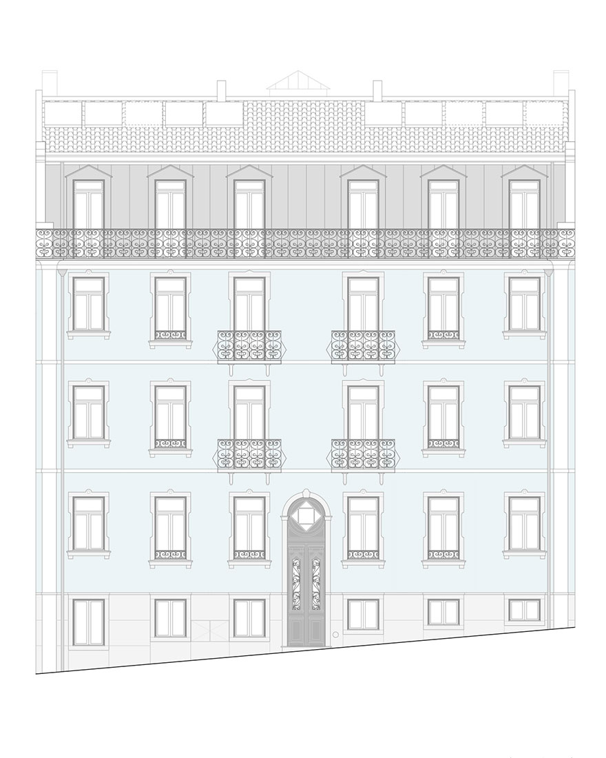 Реконструкция жилого дома фото