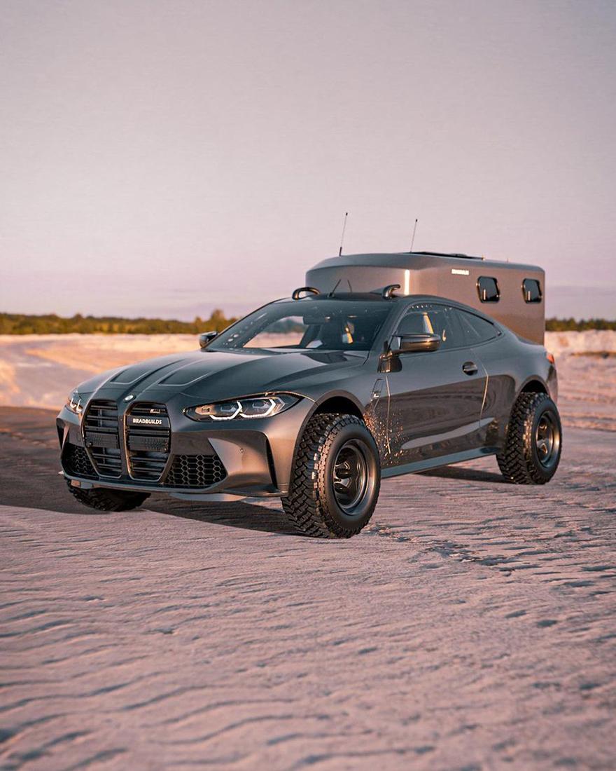 концепт-кар BMW фото