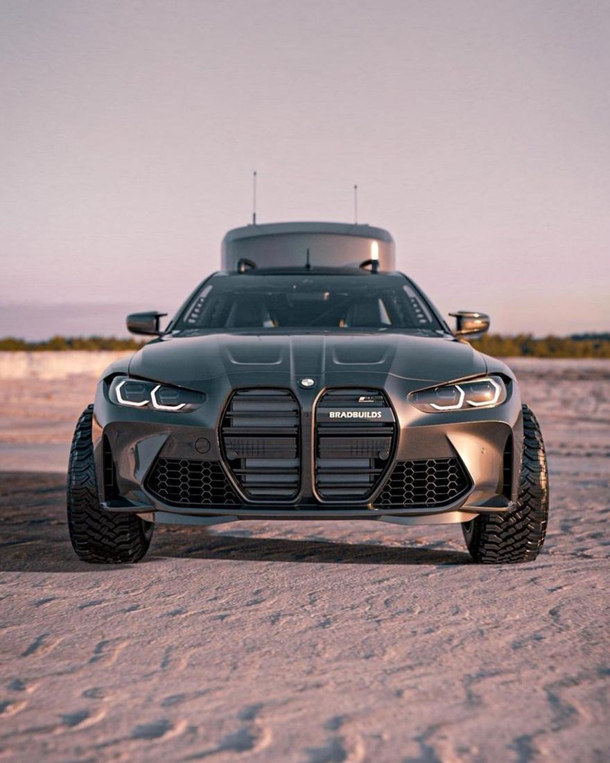 Bradbuilds BMW M4 фото