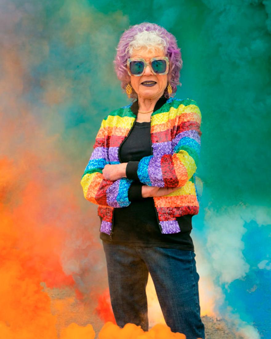 Джуди Чикаго фото