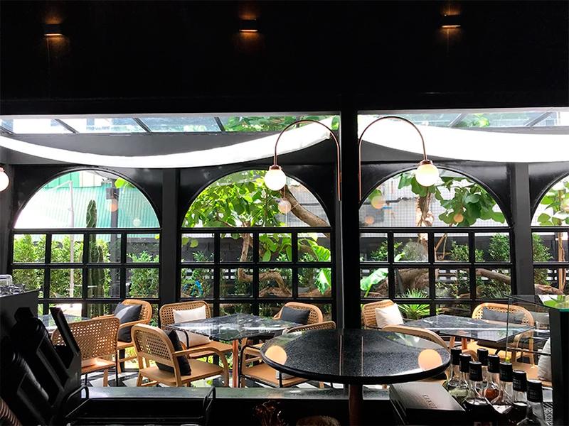 кафе Kanut House в Таиланде фото