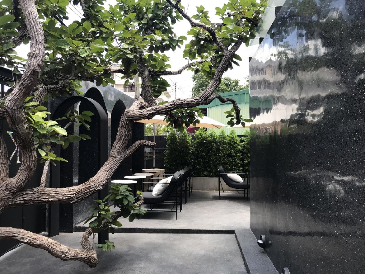 кафе в Таиланде фото