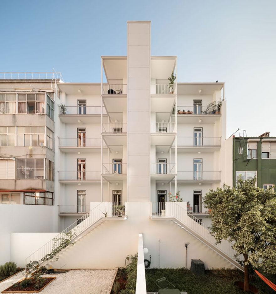 Жилые дома в Португалии фото