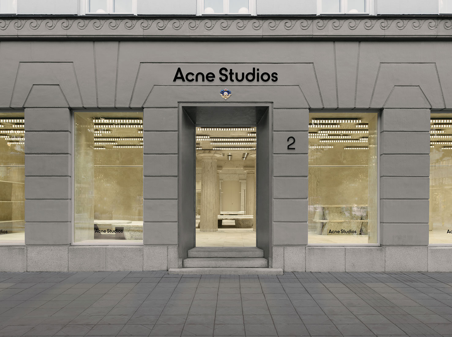 Acne Studios проекты фото