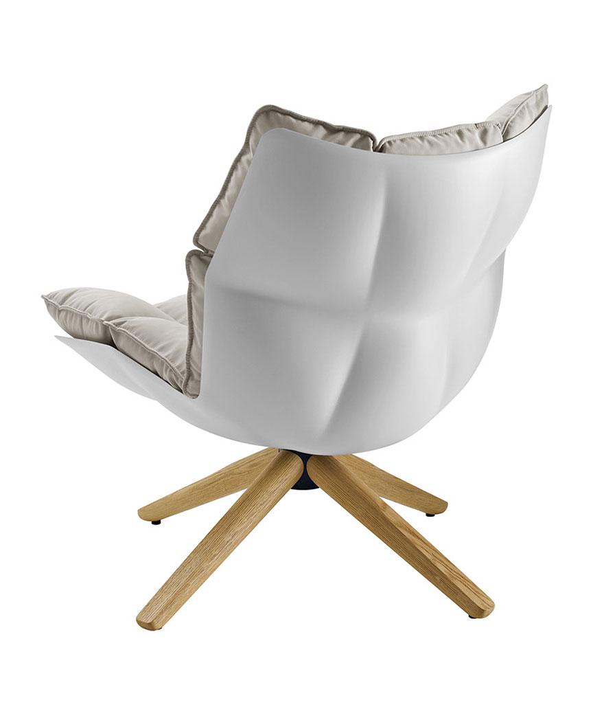 кресло Husk Патрисии Уркиолы фото