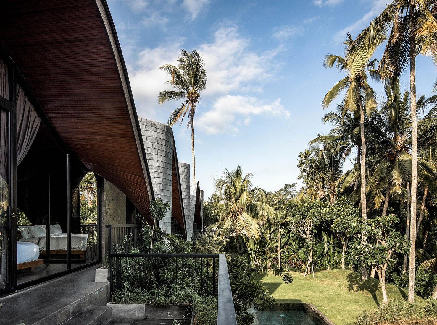 Виллы на Бали фото