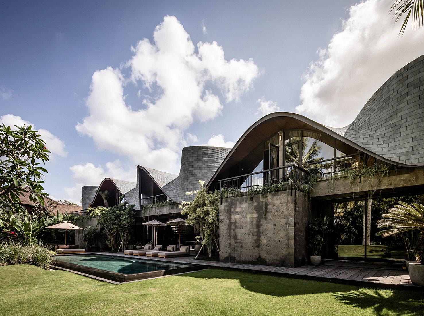 Вилла на Бали фото